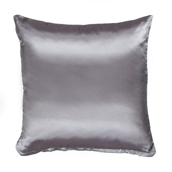 Gunmetal Pillow