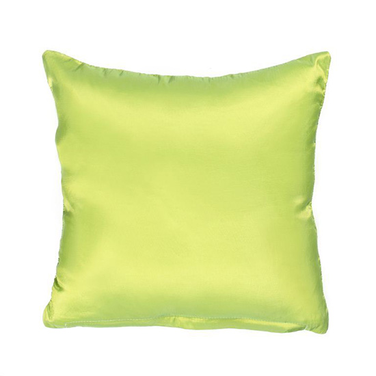 Lime Green Pillow