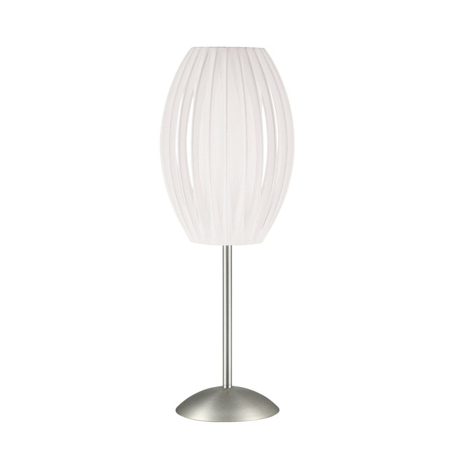 Silo White Table Lamp